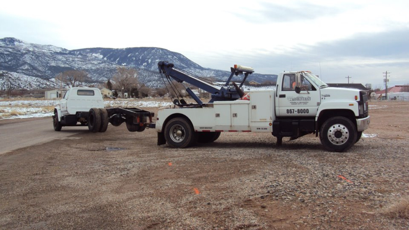 Photo Gallery | Cedar City, Utah Towing | Mountain Towing & Recovery